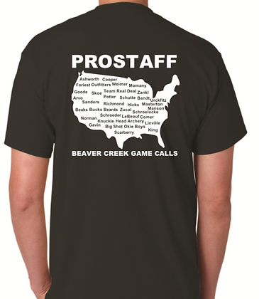 PRO STAFF T-Shirts