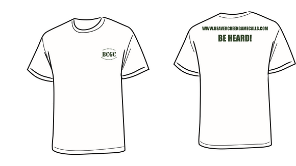 BE HEARD T-shirt