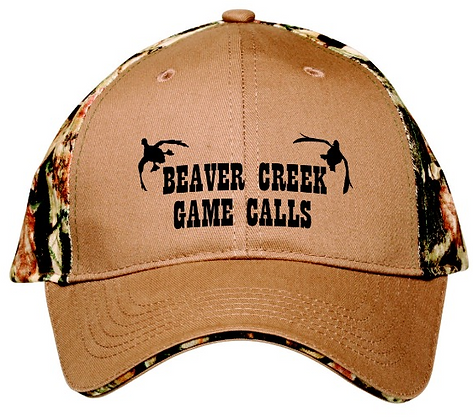 Duck Blind Cap