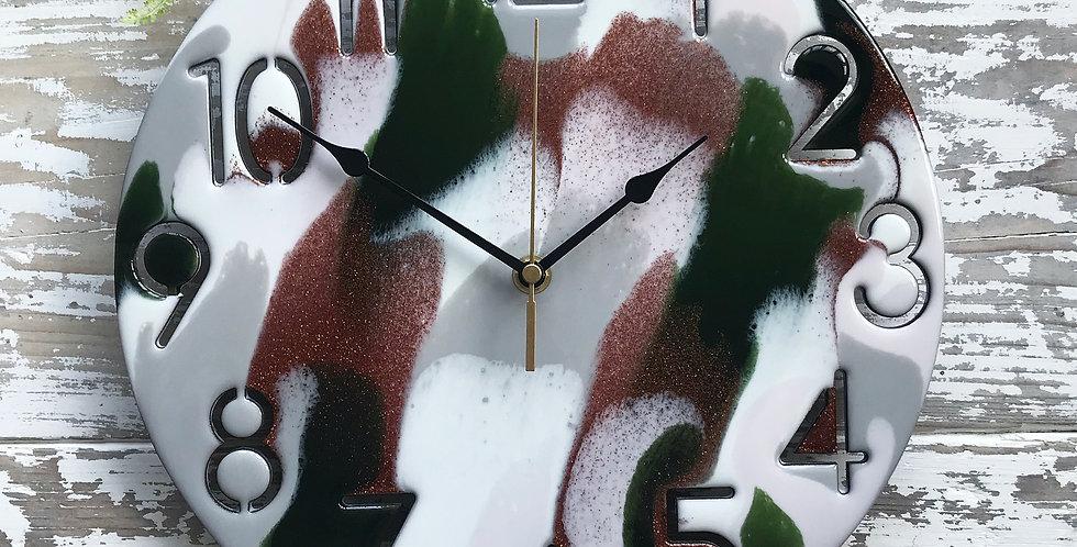 Patchwork Clock