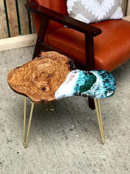 Teal Sea, Coffee Table