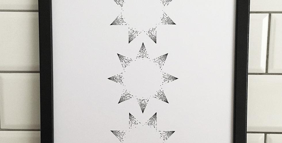 Geometric Circles 07