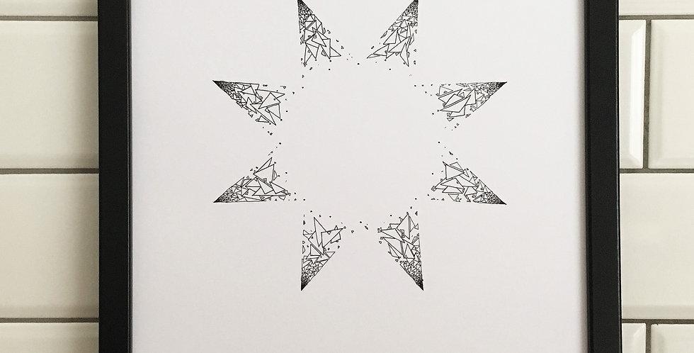Geometric Circles 06