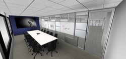 Rendering Commercial Conference Room