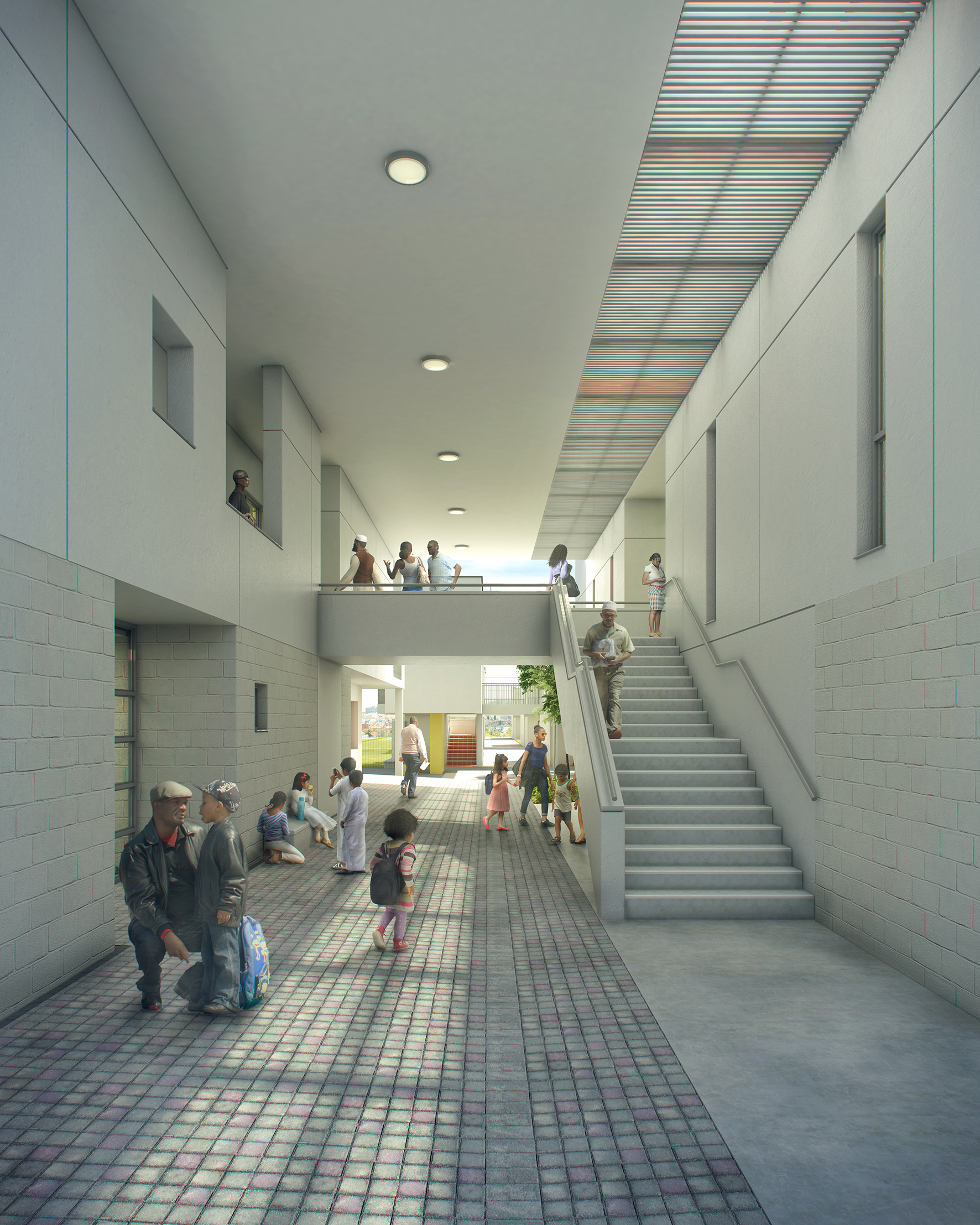 Scene 01 _ Atrium 01 (Rev03)