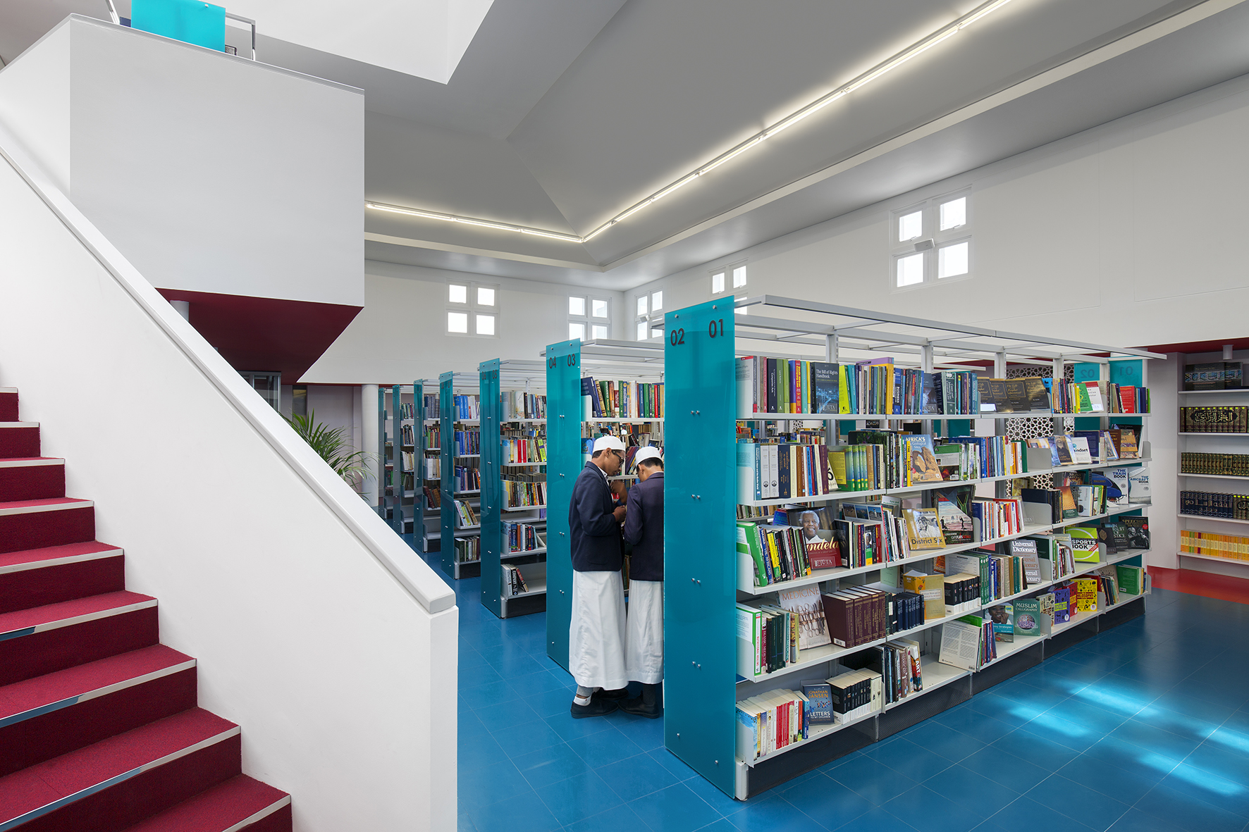Jacobs Parker Islamic Library 001b