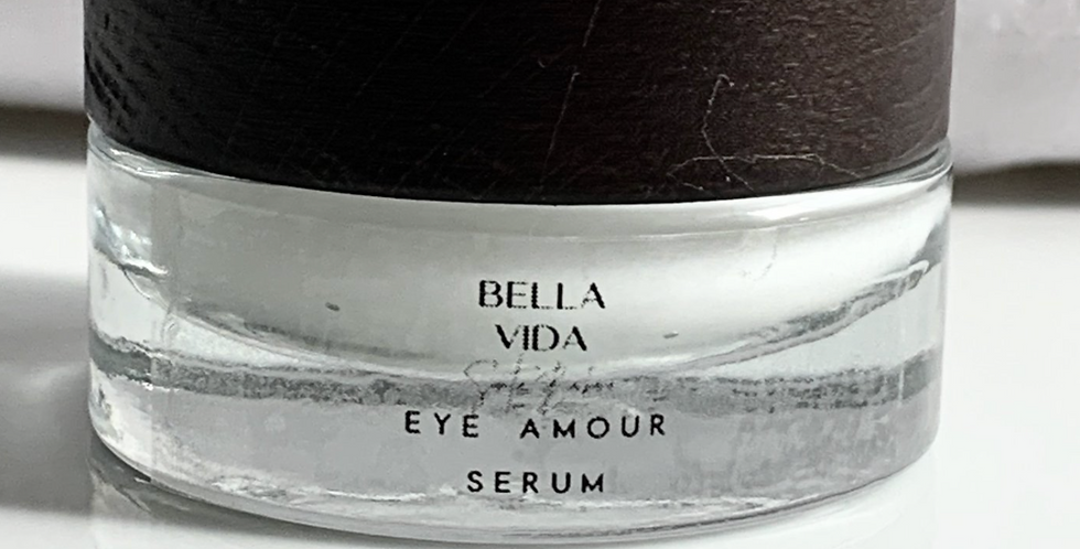Eye Amour Serum With Hyaluronic Acid
