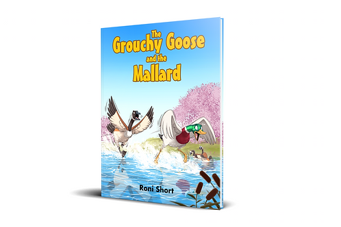 The Grouchy Goose and the Mallard