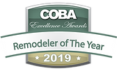 Sierra James Construction 2019 COBA Remodeler of the year