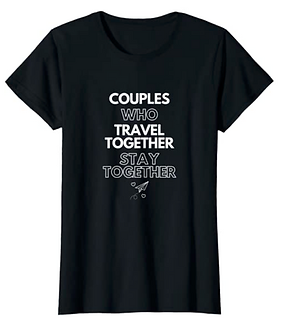 Couples Who Travel Together