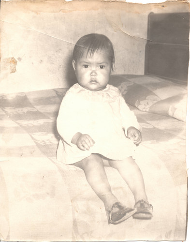 Lucia Guadalupe Perez Montes Childhood.j