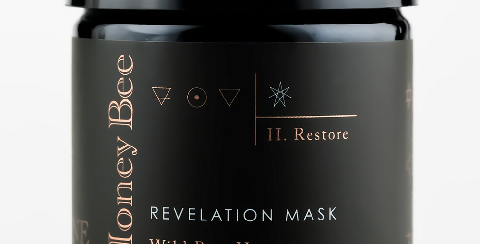 Honey Bee Revelation Mask