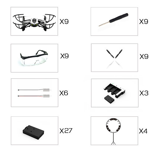 9 Pack Classroom Bundle