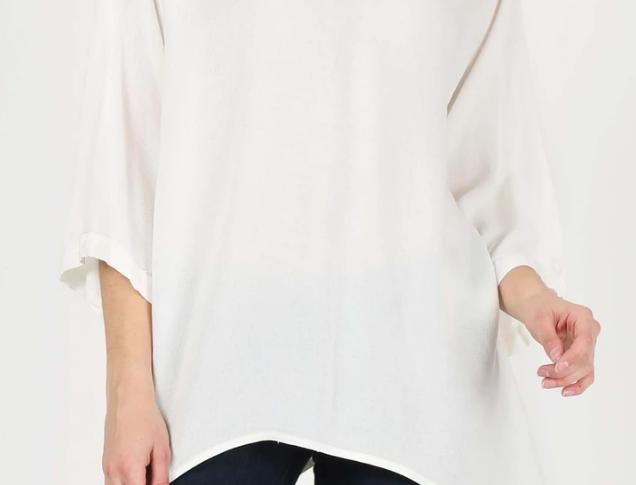 V Neck Long Sleeve Eclipse Shirt