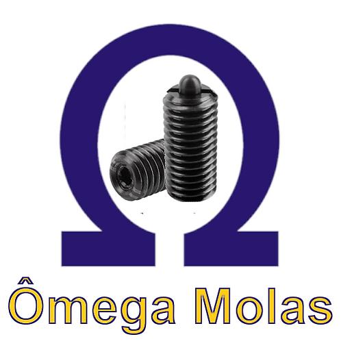 """Posicionador OM616 1/2"""" - WWx28mm (kit 10 peças)"""