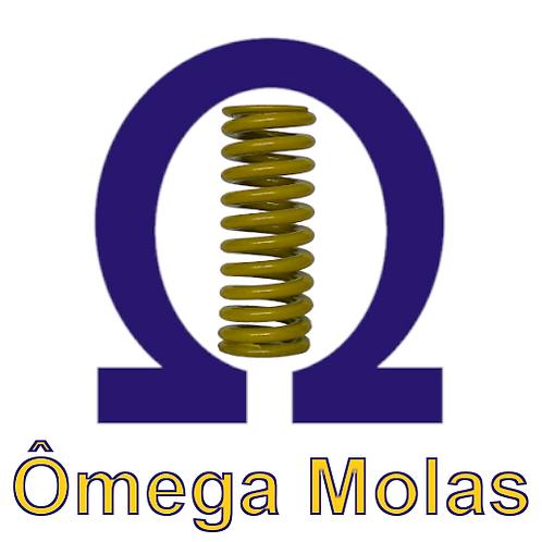 Mola amarela OMC 16038-CEP (kit 10 pçs)