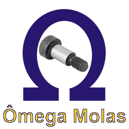 Parafuso Corpo Retificado OMPCR 1216 (kit 5 pçs)