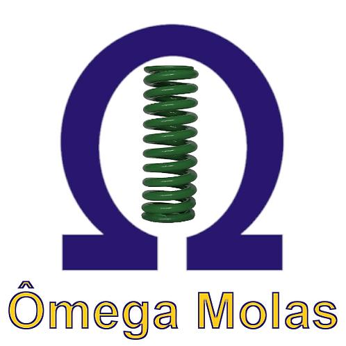 Mola verde OMC 16089-CL (kit 10 pçs)