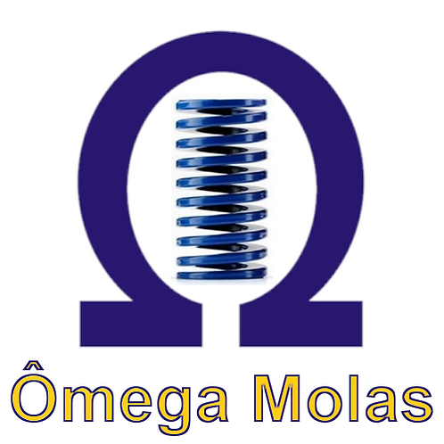 Mola azul OMC 32178-CM (kit 4 pçs)