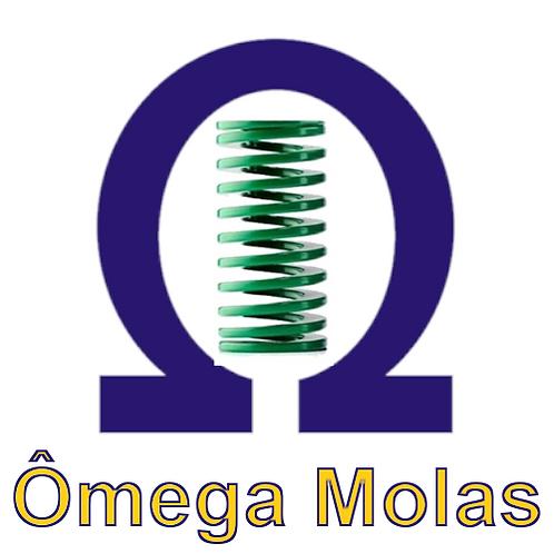 Mola verde OMC 20064-CL (Kit 4 pçs)