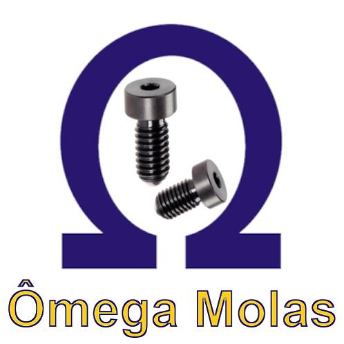 Posicionador OM 815.1-M8 (kit 10 pçs)