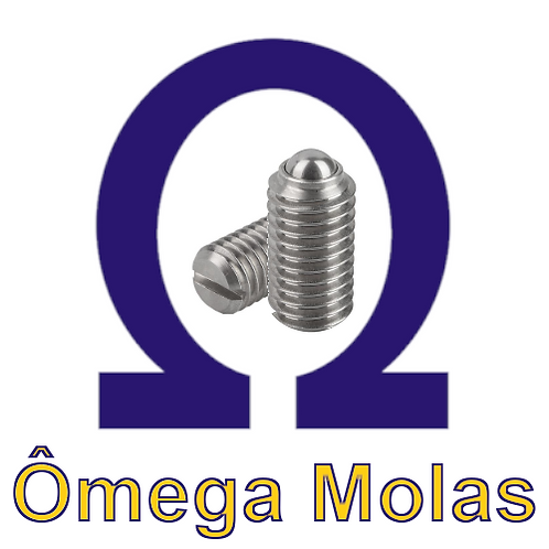Posicionador OM615 m5 x20 INOX (kit 10 pçs)