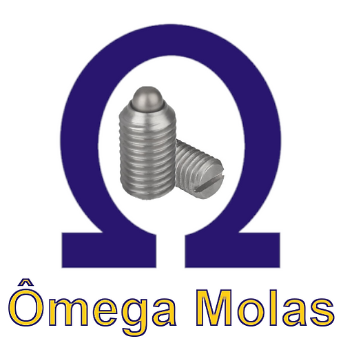 Posicionador OM615.1 m24x34 INOX (kit 5 pçs)