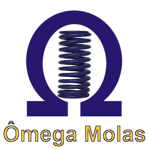 Mola azul OMC 10305-CM (kit 10 pçs)
