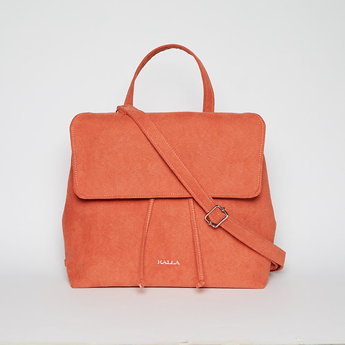 Versatile 2in1 Bag Peach