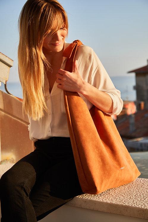 Shopper bag Moon - Cognac