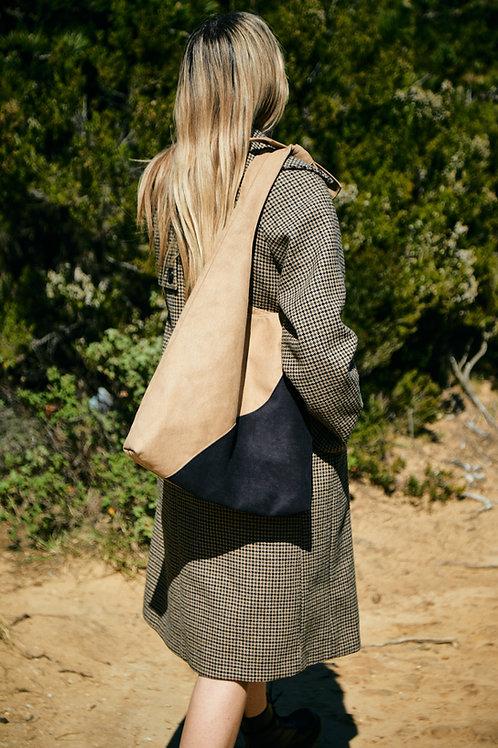 Shopper bag Wave - Bicolour
