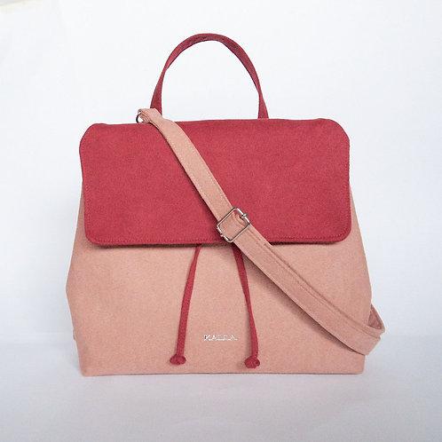 Versatile 2in1 Bag Raspberry
