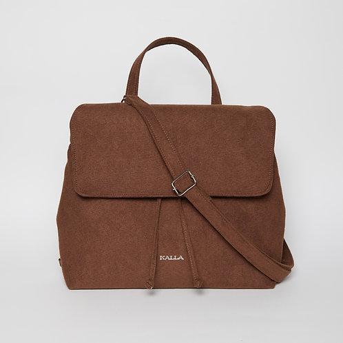 Versatile 2in1 Bag Chocolate