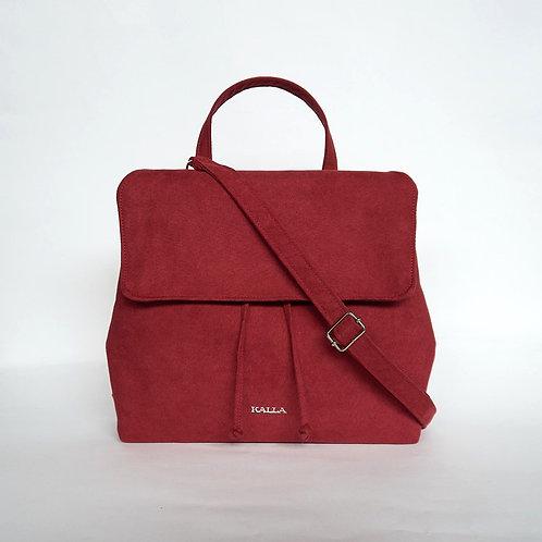 Versatile 2in1 Bag Ruby Red