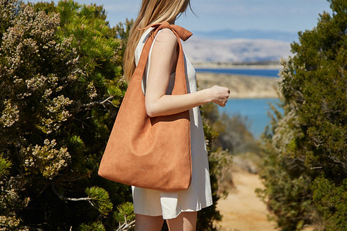 Shopper bag Moon - Cognac