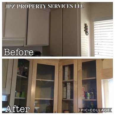 JPZ Property Services LLC  Before & Afte