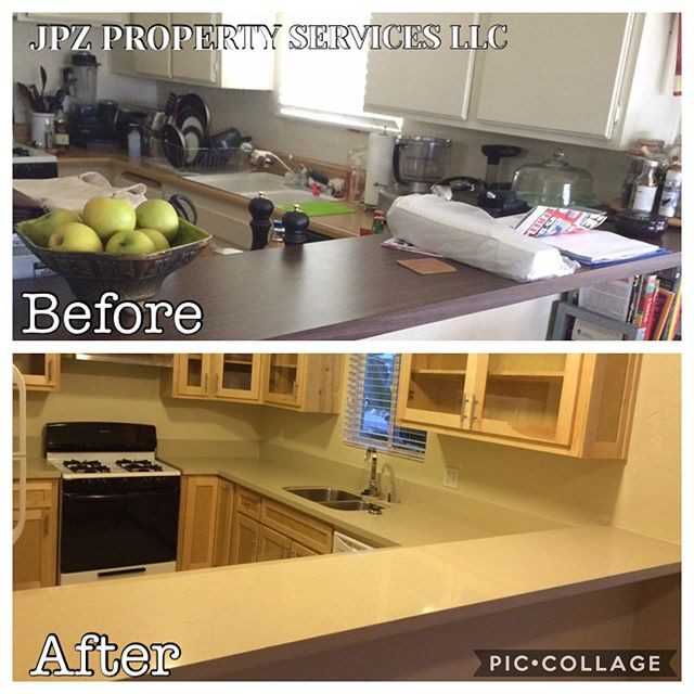 JPZ PROPERTY SERVICES LLC  New Cabinets