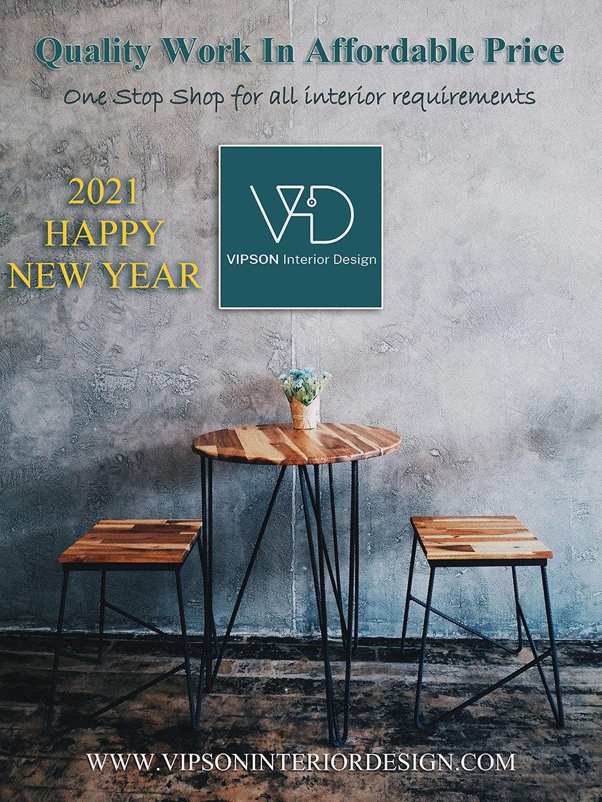 HAPPY NEW YEAR 2021_VIPSON Interior Desi