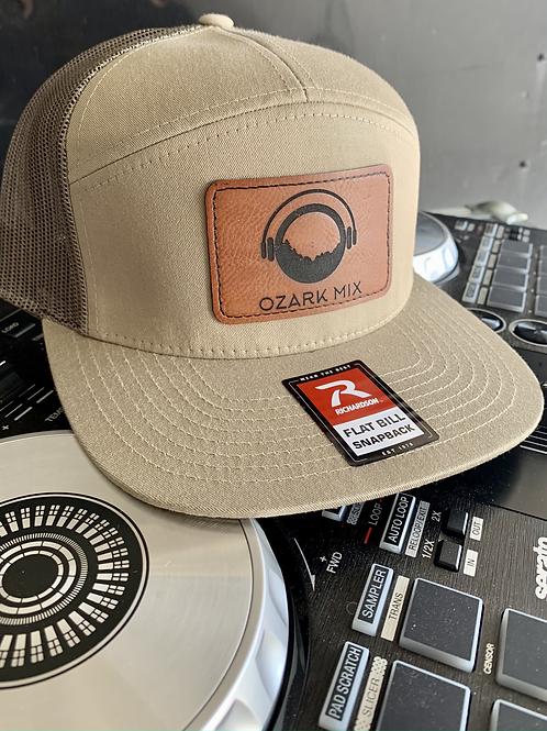 Oz Mix Khaki DJ Spinner Hat
