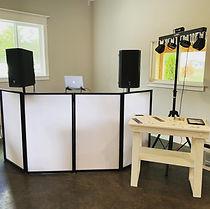 Northwest Arkansas Wedding DJ
