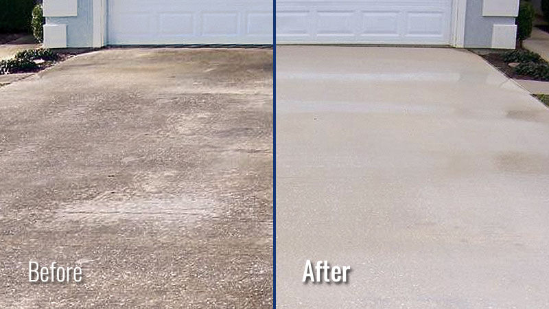 Concrete Cleaning/Surfacing Estimate