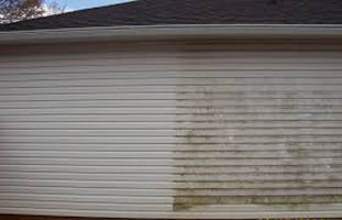 Whole House Pressure Washing - Ranch