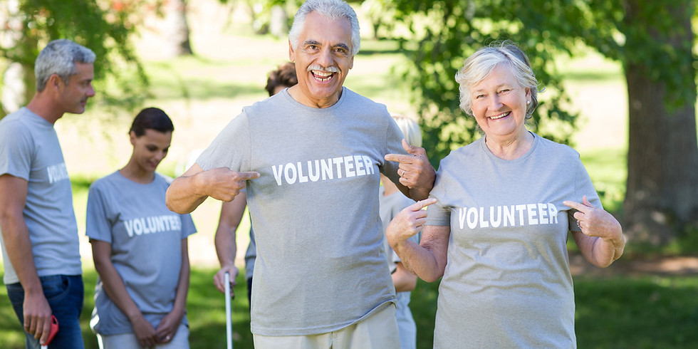 Volunteer Gathering: Let Us Hear Your Voice