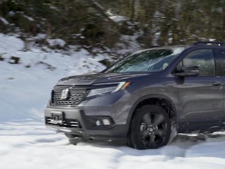 Honda Pilot Highlight Video   Vancouver Automotive Video Production