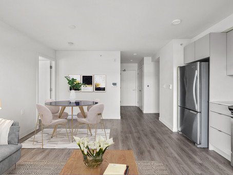 Virtually Staging a Empty Vancouver Condo   Vancouver Real Estate Photography Blog