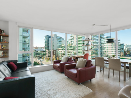 Vancouver Condo With a View | Vancouver Real Estate Photography