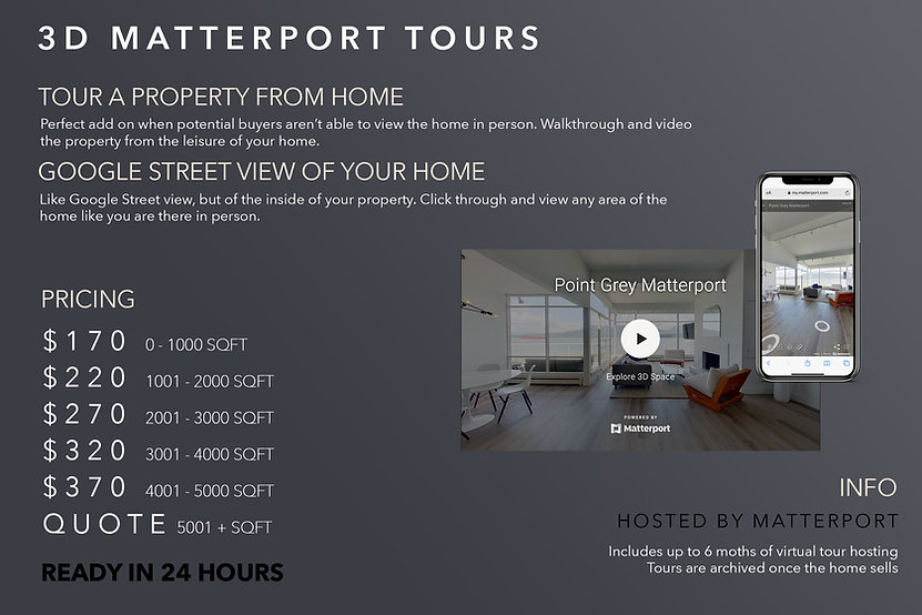 Vancouver-Real-Estate-matterport-Pricing