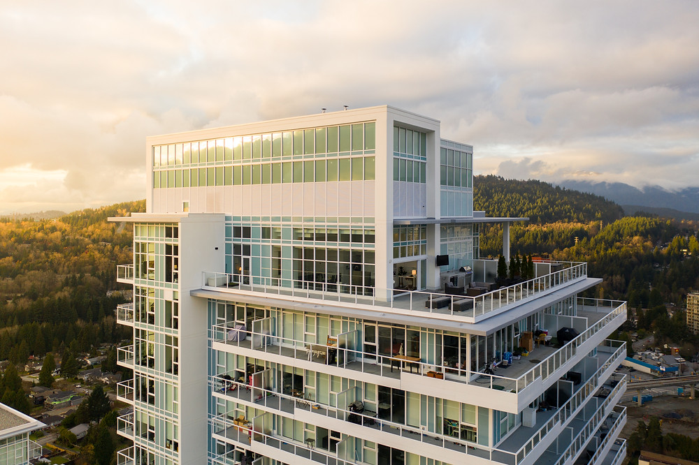 Vancouver and Coquitlam real estate photography and videos and drone