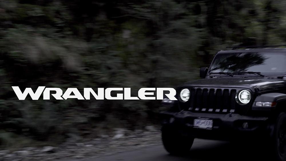 Vancouver Automotive Content Creator Films Jeep Wrangler