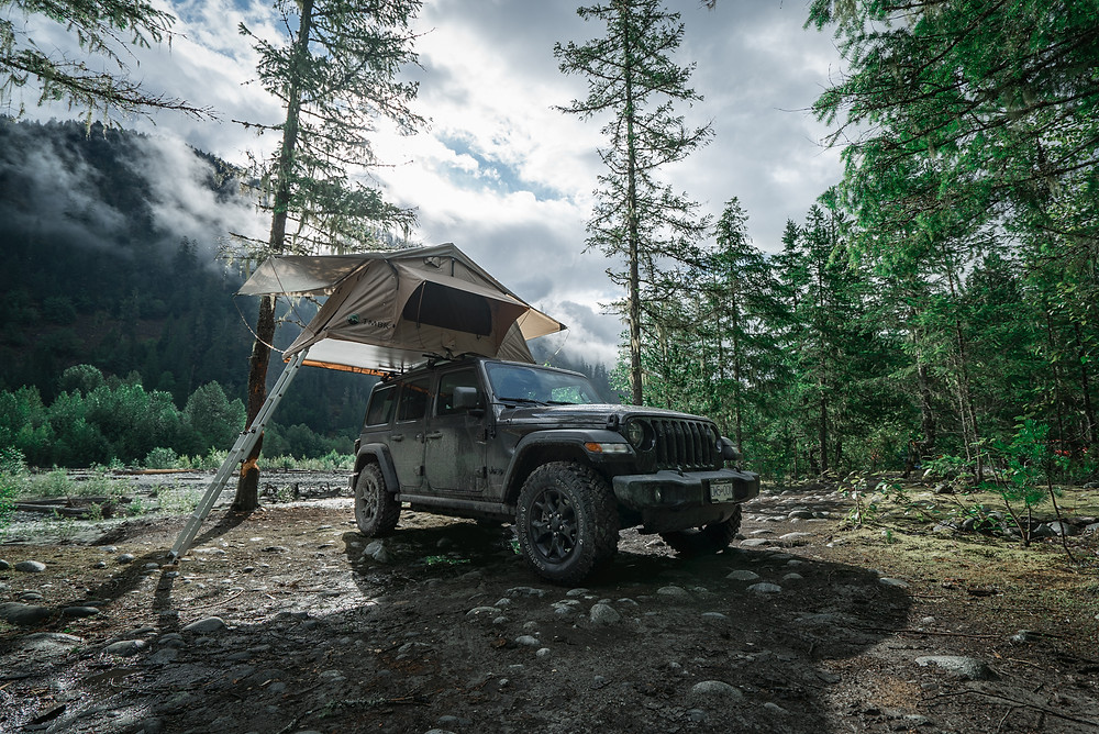 Vancouver Automotive Video Production Films Jeep Wrangler